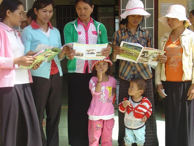 Lâm Đồng: Khi chính sách dân số đi vào lòng dân - Ảnh 1.