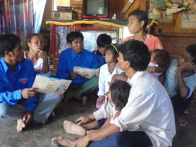 Lâm Đồng: Khi chính sách dân số đi vào lòng dân - Ảnh 2.