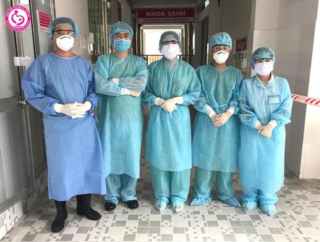 Kịp thời giữ con cho người phụ nữ Hà Nội về từ vùng dịch COVID-19 - Ảnh 2.