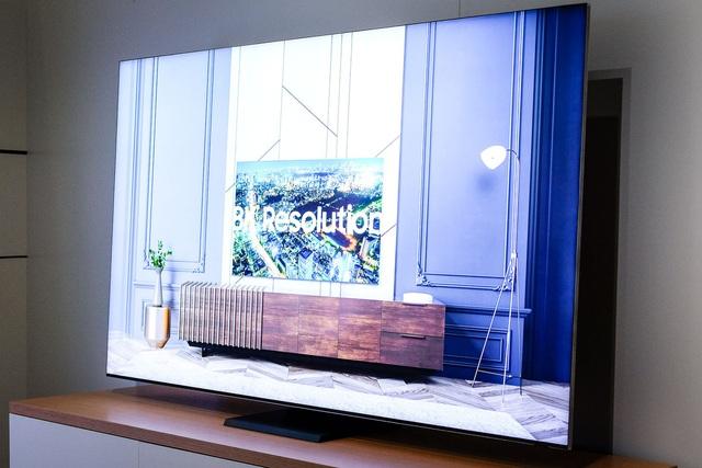 6 mẫu TV giá vài trăm triệu đồng - Ảnh 1.