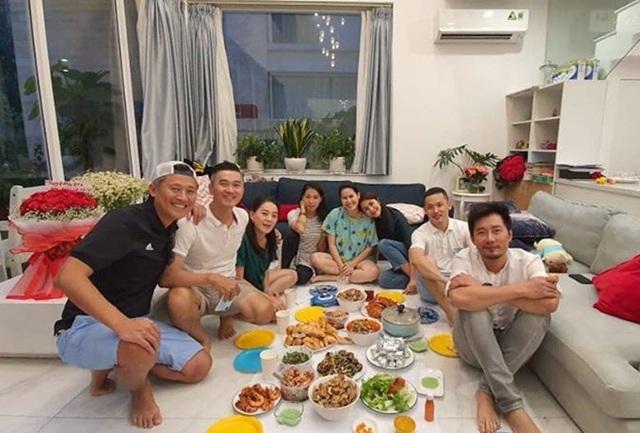 Tăng Thanh Hà tổ chức sinh nhật cho Thân Thúy Hà - Ảnh 2.