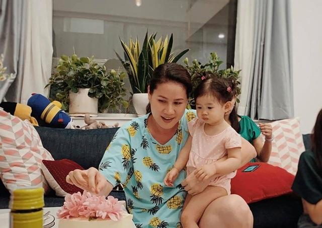 Tăng Thanh Hà tổ chức sinh nhật cho Thân Thúy Hà - Ảnh 6.