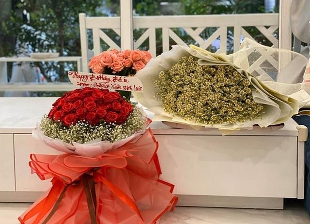 Tăng Thanh Hà tổ chức sinh nhật cho Thân Thúy Hà - Ảnh 7.