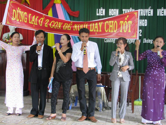 Thừa Thiên - Huế: Khởi sắc công tác dân số vùng ven biển, đầm phá, vạn đò, cửa sông - Ảnh 1.
