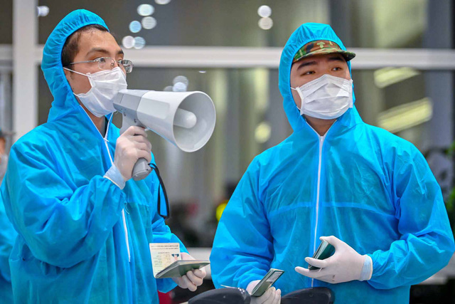 Phát hiện 8 chuyên gia Nga dương tính SARS-CoV-2, không triệu chứng  - Ảnh 1.