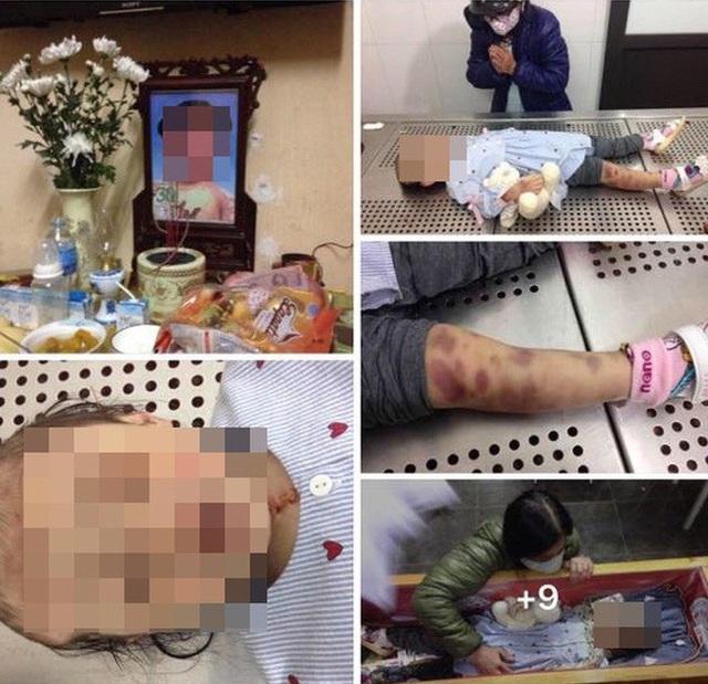 Màn kịch yêu thương của mẹ đẻ và bố dượng bạo hành bé gái 3 tuổi đến tử vong - Ảnh 6.