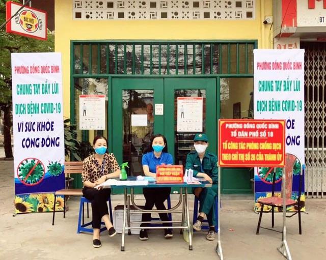 Hải Phòng: Xúc động lá đơn xin tình nguyện được tham gia chống dịch COVID-19 của một giáo viên tiểu học - Ảnh 4.