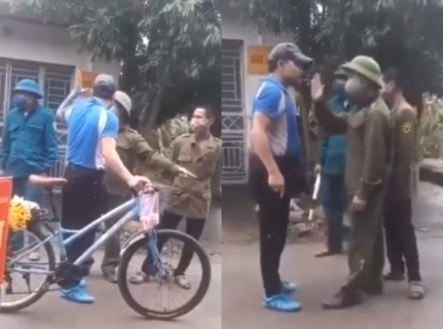 Hải Dương: Chủ tịch phường bị đối tượng cầm dao bầu chém khi nhắc nhở đeo khẩu trang - Ảnh 3.