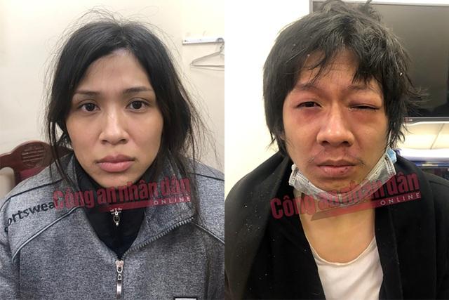 Người mẹ bạo hành man rợ con gái 3 tuổi ở Hà Nội bị khởi tố - Ảnh 1.