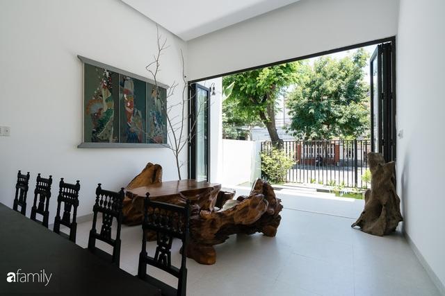 Ngôi nhà nhỏ được thiết kế theo phong cách nhà cổ Hội An đẹp bình yên dưới bóng cây xanh - Ảnh 17.