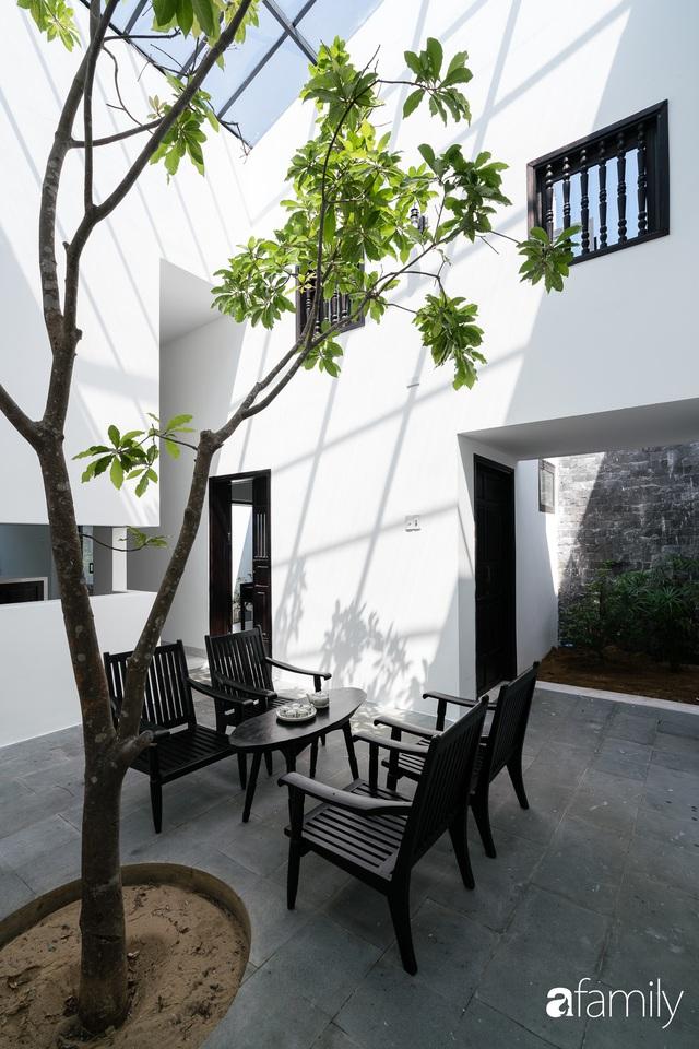 Ngôi nhà nhỏ được thiết kế theo phong cách nhà cổ Hội An đẹp bình yên dưới bóng cây xanh - Ảnh 20.