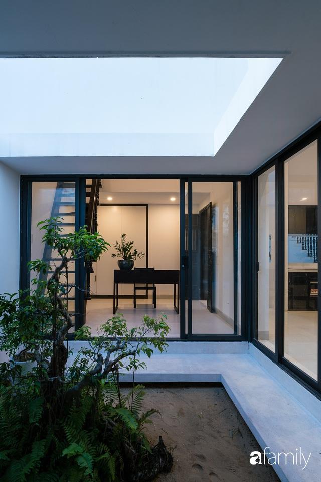 Ngôi nhà nhỏ được thiết kế theo phong cách nhà cổ Hội An đẹp bình yên dưới bóng cây xanh - Ảnh 23.