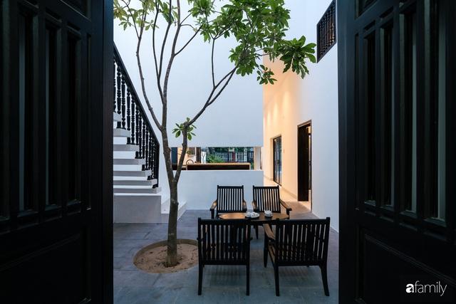 Ngôi nhà nhỏ được thiết kế theo phong cách nhà cổ Hội An đẹp bình yên dưới bóng cây xanh - Ảnh 24.