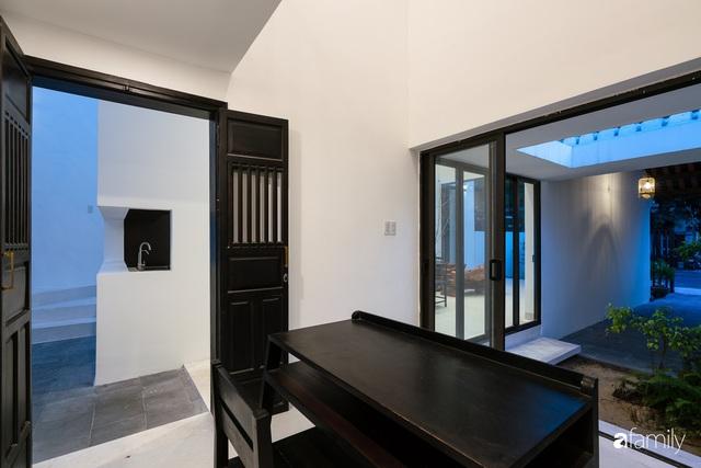 Ngôi nhà nhỏ được thiết kế theo phong cách nhà cổ Hội An đẹp bình yên dưới bóng cây xanh - Ảnh 26.