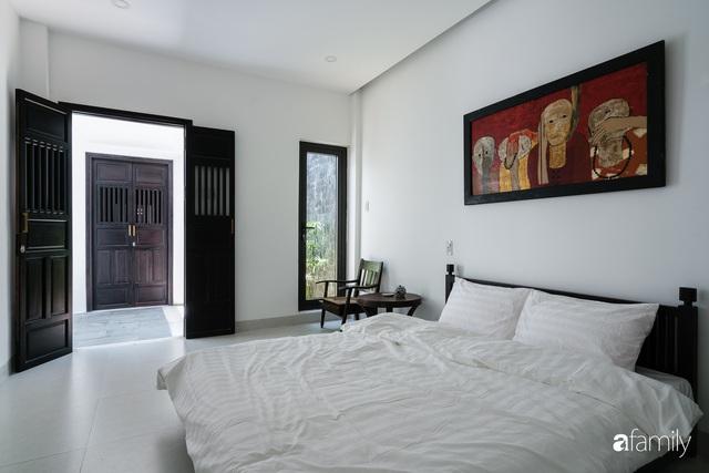 Ngôi nhà nhỏ được thiết kế theo phong cách nhà cổ Hội An đẹp bình yên dưới bóng cây xanh - Ảnh 28.