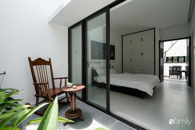 Ngôi nhà nhỏ được thiết kế theo phong cách nhà cổ Hội An đẹp bình yên dưới bóng cây xanh - Ảnh 29.