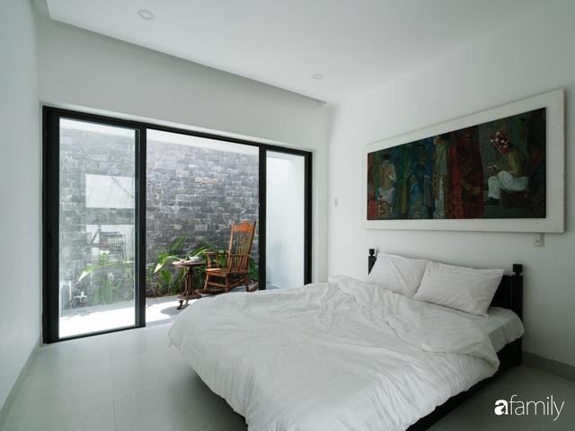 Ngôi nhà nhỏ được thiết kế theo phong cách nhà cổ Hội An đẹp bình yên dưới bóng cây xanh - Ảnh 30.