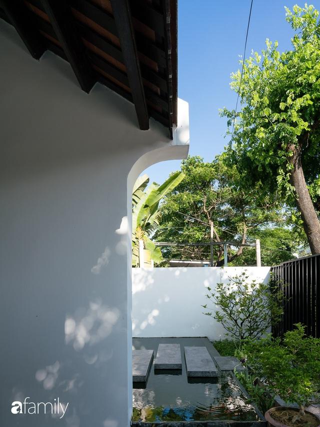 Ngôi nhà nhỏ được thiết kế theo phong cách nhà cổ Hội An đẹp bình yên dưới bóng cây xanh - Ảnh 31.