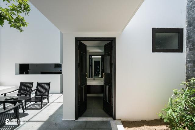 Ngôi nhà nhỏ được thiết kế theo phong cách nhà cổ Hội An đẹp bình yên dưới bóng cây xanh - Ảnh 32.