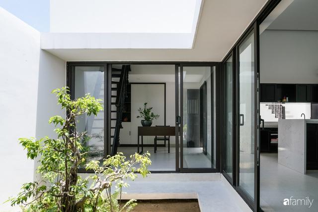 Ngôi nhà nhỏ được thiết kế theo phong cách nhà cổ Hội An đẹp bình yên dưới bóng cây xanh - Ảnh 33.