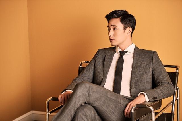 So Ji Sub - người đàn ông lập dị được yêu mến bậc nhất showbiz Hàn - Ảnh 2.