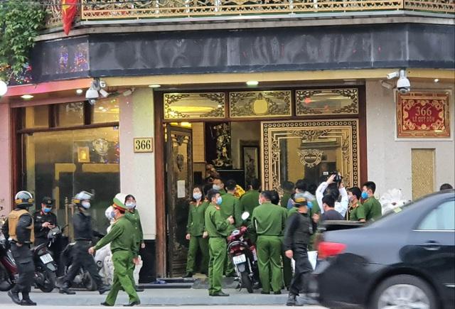 Nữ doanh nhân bất động sản nổi tiếng Thái Bình bị bắt - Ảnh 1.