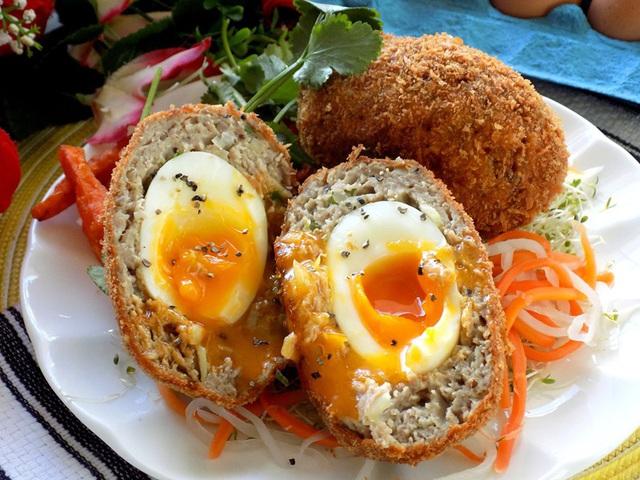 7 món ngon dễ làm từ trứng gà - Ảnh 1.