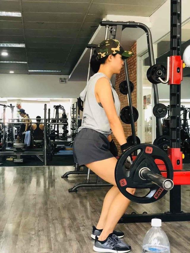 Lê Bê La: Nâng tạ 80 kg, tập đau đớn mới tự tin mặc gợi cảm - Ảnh 6.