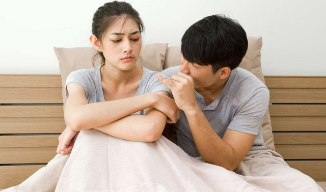 Có 1 câu nói rất đơn giản để cuộc sống vợ chồng luôn hạnh phúc nhưng thường chẳng mấy ai nói vì cái tôi quá lớn - Ảnh 1.