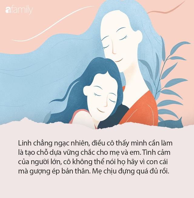 Nghẹn lòng với bức thư viết cho con gái của bà mẹ thất bại: Hãy lựa chọn vì hạnh phúc của chính con chứ không phải làm hài lòng 1 ai khác - Ảnh 2.