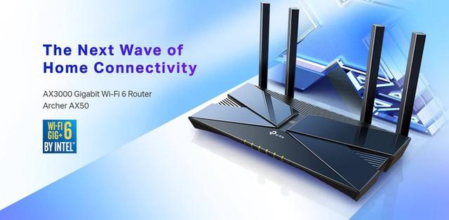 Loạt router giúp cải thiện tốc độ Wi-Fi ở nhà - Ảnh 4.