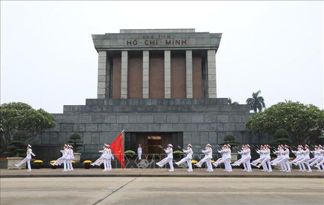 Từng bước làm chủ công nghệ bảo quản thi hài       Chủ tịch Hồ Chí Minh - Ảnh 1.