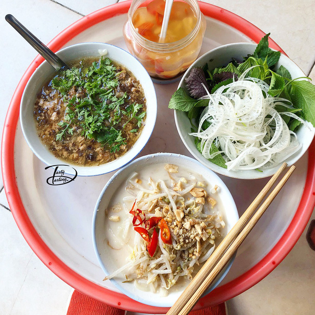 Loạt món trộn ngon được yêu thích ở Hà Nội - Ảnh 5.