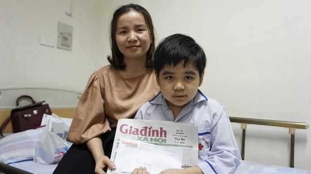 Bé Phương Trang đang được điều trị tích cực, chờ ngày thích hợp ghép tủy - Ảnh 3.