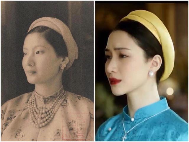 Hòa Minzy bị chê khi hoá thân Nam Phương Hoàng hậu - Ảnh 5.