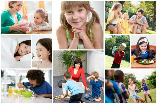 6 thói quen tốt nên rèn cho con ở tuổi đến trường - Ảnh 2.
