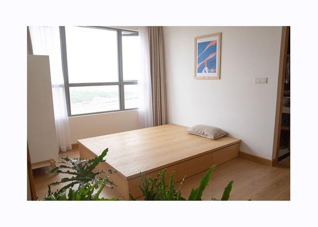 Căn hộ với đồ nội thất được làm hoàn toàn từ gỗ tự nhiên - Ảnh 11.