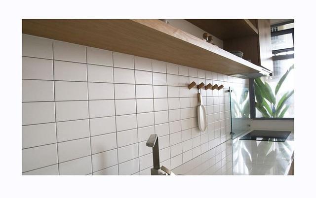 Căn hộ với đồ nội thất được làm hoàn toàn từ gỗ tự nhiên - Ảnh 12.