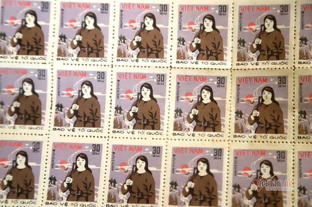 130 năm ngày sinh Bác Hồ: Kỳ công món quà ngoại giao, bí mật trong tranh ghép Bác Hồ - Ảnh 3.
