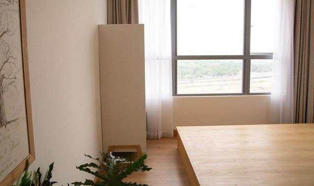 Căn hộ với đồ nội thất được làm hoàn toàn từ gỗ tự nhiên - Ảnh 6.