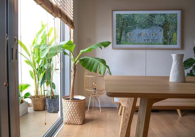 Căn hộ với đồ nội thất được làm hoàn toàn từ gỗ tự nhiên - Ảnh 8.