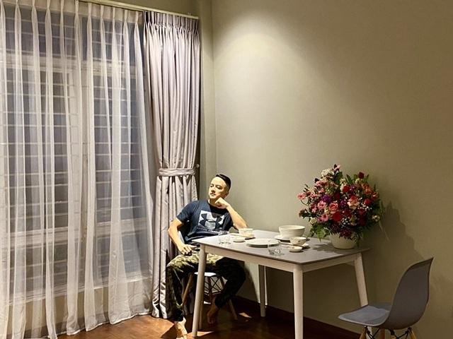 Cao Thái Sơn trang hoàng nhà mới đón hè - Ảnh 7.