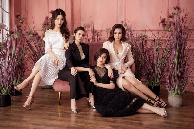 4 mỹ nhân Tình yêu và tham vọng quyến rũ với váy trắng - Ảnh 5.