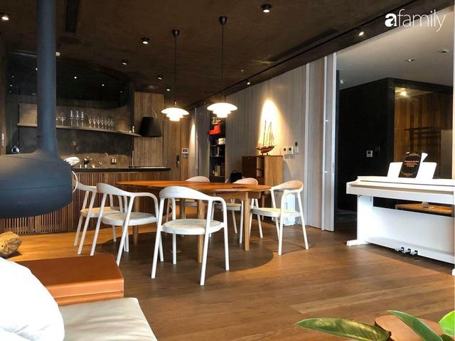 Ngắm không gian sống thư giãn cuối tuần của nữ MC Hải Vân trong căn hộ cao cấp 120m² ngay giữa lòng thành phố  - Ảnh 4.