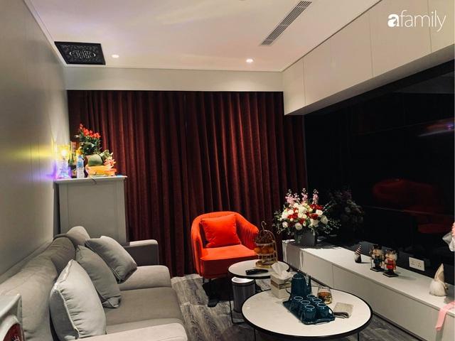 Ngắm không gian sống thư giãn cuối tuần của nữ MC Hải Vân trong căn hộ cao cấp 120m² ngay giữa lòng thành phố  - Ảnh 10.