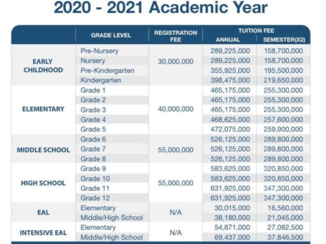 Sốc với mức học phí lên đến cả tỷ đồng/năm của các trường quốc tế ở TP.HCM - Ảnh 7.