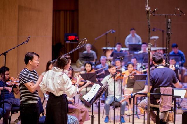 Nổi da gà với ca khúc nhạc phim siêu hoành tráng của Truyền thuyết về quán Tiên, phá kỷ lục mọi bộ phim Việt - Ảnh 1.