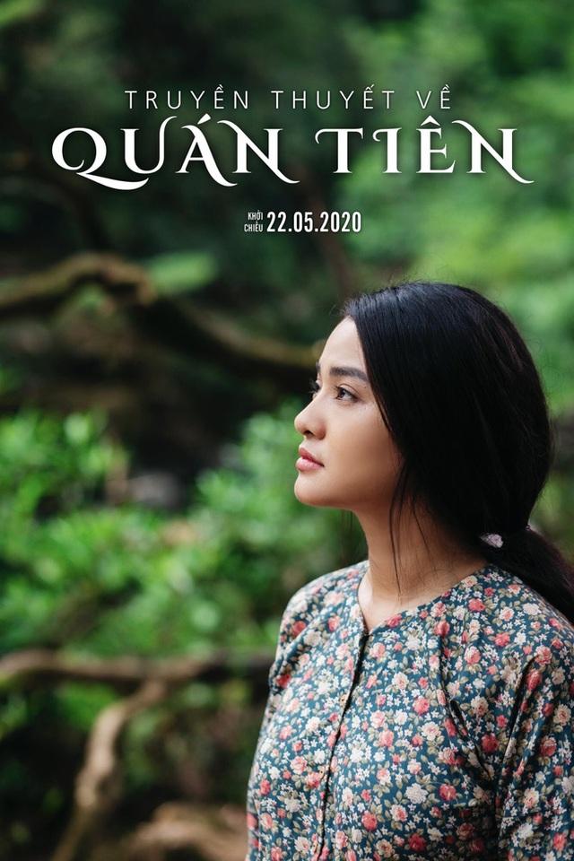 Nổi da gà với ca khúc nhạc phim siêu hoành tráng của Truyền thuyết về quán Tiên, phá kỷ lục mọi bộ phim Việt - Ảnh 2.