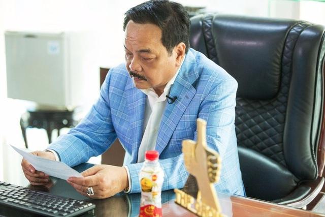 Nhà sáng lập kiêm tổng giám đốc Tân Hiệp Phát Trần Quí Thanh: Xây dựng Tân Hiệp Phát là để trường tồn - Ảnh 6.