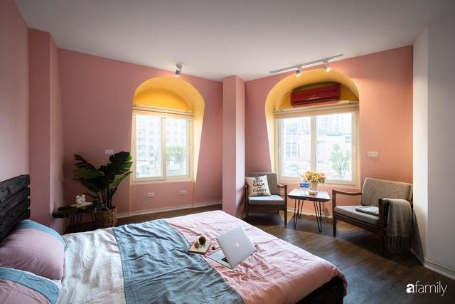 Ngôi nhà biến hóa linh hoạt với đủ sắc màu rực rỡ của bà mẹ trẻ xinh đẹp ở Hà Nội - Ảnh 14.
